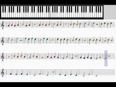 1 learn sight read music notes - piano sheet tutor - Apps ...