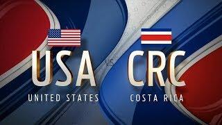 Estados Unidos vs Costa Rica 0-2 Resumen Goles Highlights 2017 -  USA vs Costa Rica