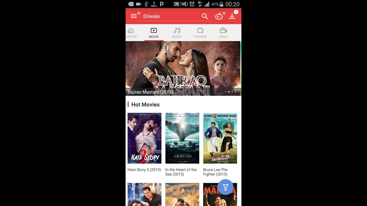 download film youtube android