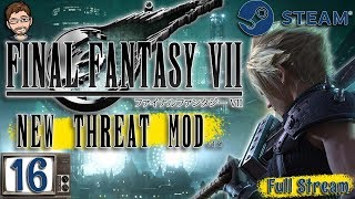 EP.16: LAB COATS AND BEACH BODS!!!  | Final Fantasy VII New Threat Mod v1.5
