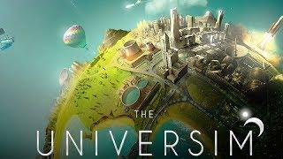 The Universim ► Первый взгляд (Стрим)