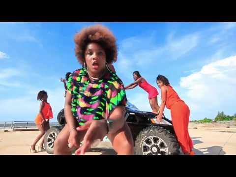 Farah John's-Manonga salegy 2016 clip gasy