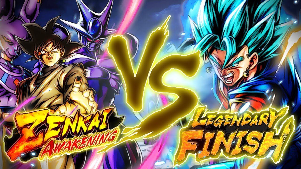 Which is Better - Zenkai Awakening OR Summoning?  - Dragon Ball Legends