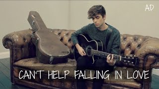 Elvis Presley - Can't Help Falling In Love [Cover] #cidersessions