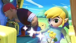 Smash Ultimate - Advanced Toon Link Combo Guide