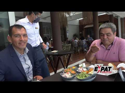 CALA: Chef Teo - EXPAT Rojiblanco