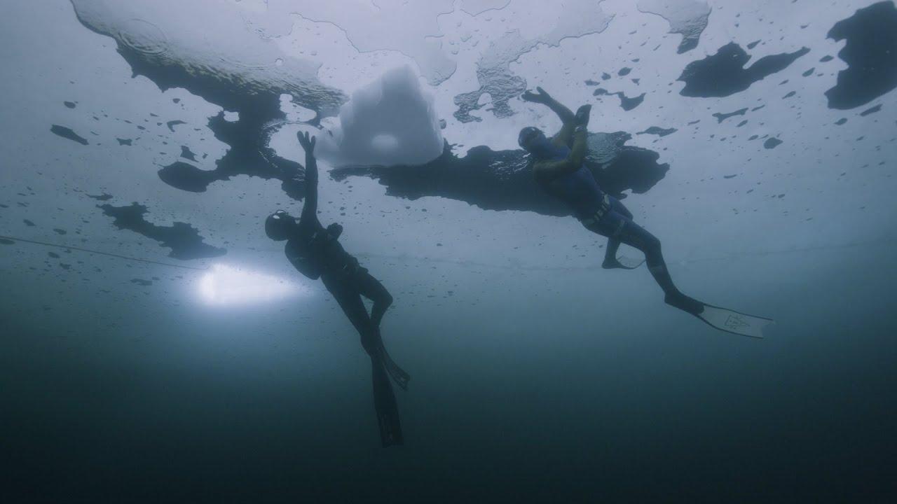 Download EN APNÉE SOUS LA GLACE - Une plongée dans un monde fantastique