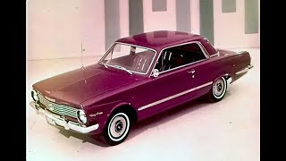 1964 Plymouth Valiant Dealer Promo Film