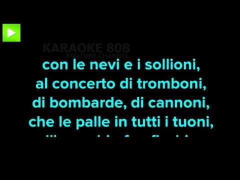 Non più andrai Le nozze di Figaro ~ W  A  Mozart Karaoke Version ~ Karaoke 808