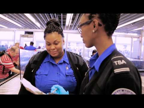 TSA on the Job: Lead Transportation Security Officer