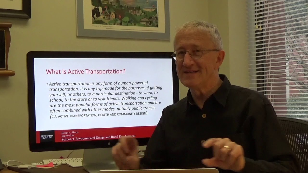 Session 4: Active Transportation