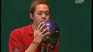 2007 World Tenpin Masters Game 5 Schmidt vs Liew Part 1