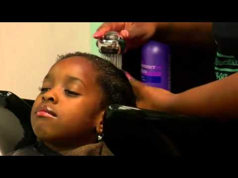 Video How To Style African American Kids Hair Youtube