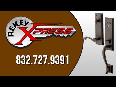 Houston Locksmith compares Kwikset vs. Schlage deadbolts -- ReKey Xpress Locksmith