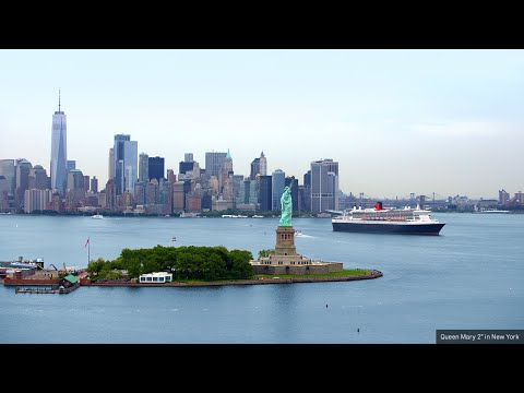 Cunard Releases Inspiring Transatlantic Crossing Video