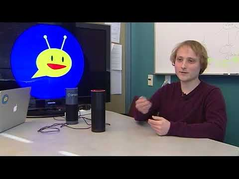 UC Santa Cruz students develop social robot