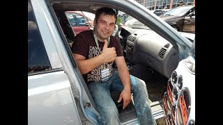 Андрей Гордеев занимает первое место в бассрейс 139 и 9