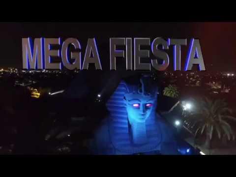 La MegaFiesta en Luxor