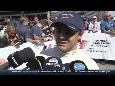 2015 Italy - Post-Qualifying: Felipe Massa