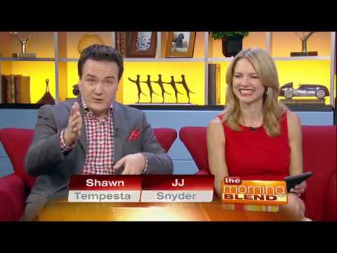JAPANESE FROM ZERO! Las Vegas MORNING BLEND TV Interview George Trombley (KTNV)