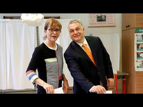رئيس وزراء المجر يأمل أن تأتي الانتخابات الأوروبية بقادة رافضين للهجرة…  - نشر قبل 5 ساعة