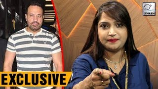 Zubair Khan ANGRY On Salman's Bodyguard, Shera For Threatening His Sister | Exclusive