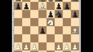 French Defence: Viswanathan Anand vs Nenad Sulava