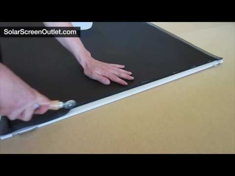 how-to-assemble-a-solar-screen
