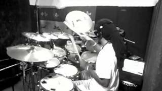 "Drum Cover : ""Copy, Paste"" By Diggy Simmons (HQ)"