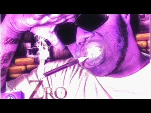 Zro - Gangsta Girl Ft Billy Cook Screwed and Chopped DJ DLoskii Requested