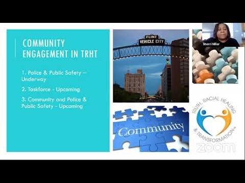Flint Community Advisory Task Force Public meeting, Feb. 18, 2021