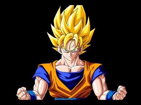 Dragon Ball Z: Super Saiyan 1 2 and 3 Sound Effects (HD)