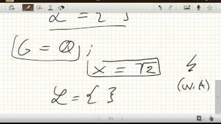 Beispiel Aufgaben zu Linearen Gleichungen (Algebra)