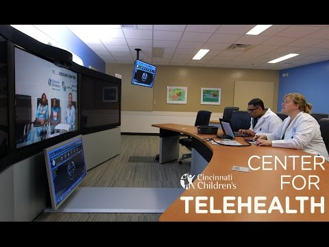 Center for Telehealth | Cincinnati Children's