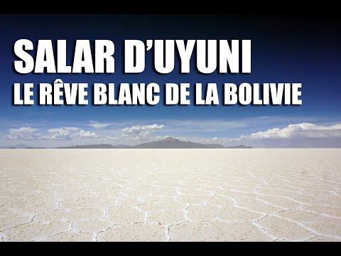 Salar D'Uyuni, Le Rêve Blanc De La Bolivie