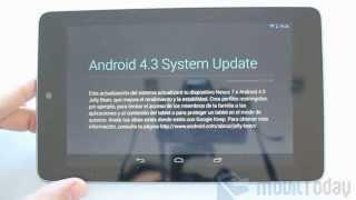 Cómo actualizar de manera fácil a Android 4.3 un Nexus