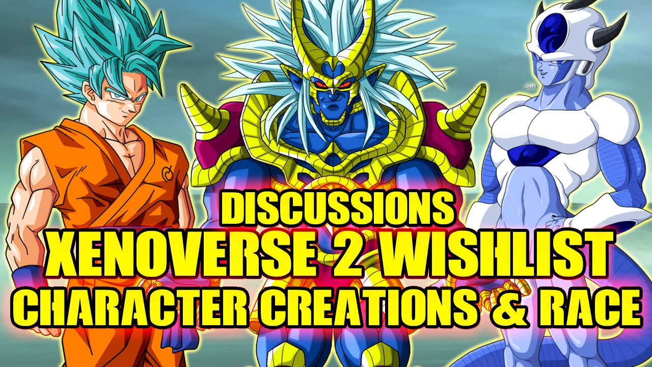 how to make the best pvp character xenoverse 2