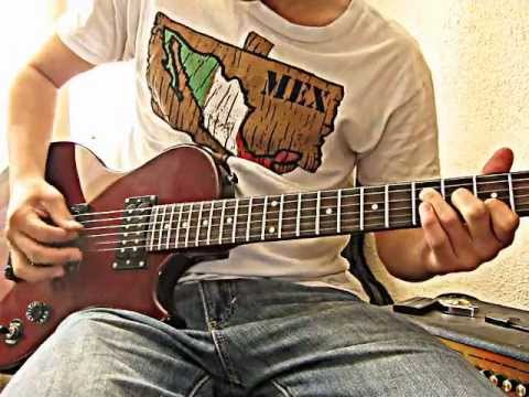 The Outfield Your Love Guitar Cover Youtube