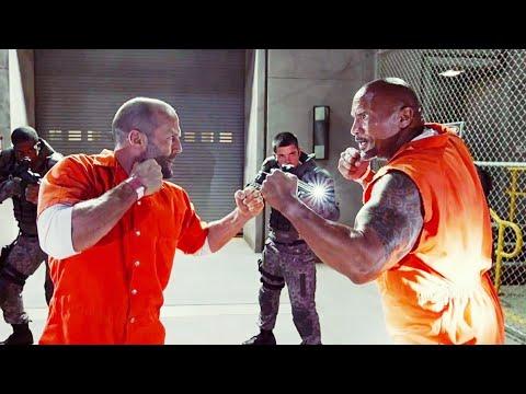 Jason Statham & Dwayne Johnson Comedy...