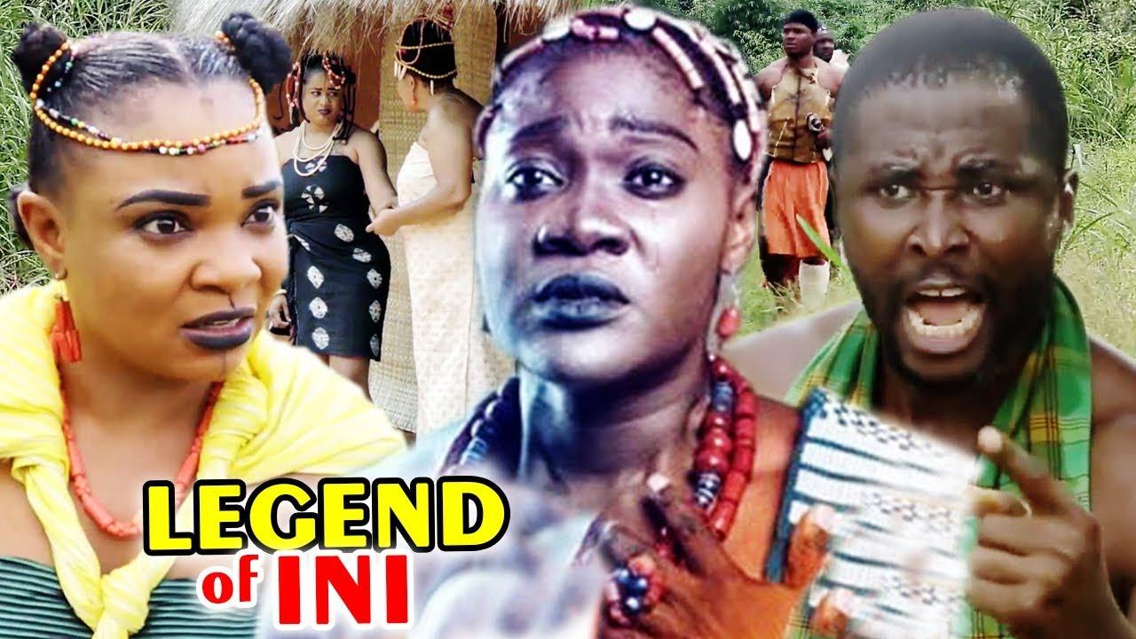 Download LEGEND OF INI SEASON 3&4 New Movie (MERCY JOHNSON) 2020 LATEST NIGERIAN NOLLYWOOD MOVIE