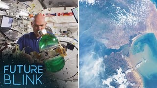 NASA's 8k Footage From Space is Breathtaking