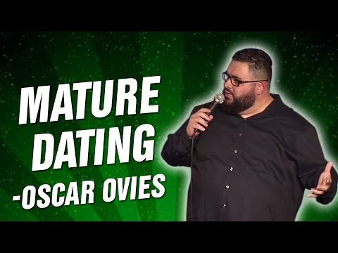 Oscar Ovies: Mature Dating (Stand Up Comedy)