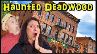 The Haunted Bullock Hotel in Deadwood South Dakota   Haunted Places