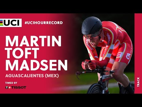 UCI Hour Record timed by Tissot – Aguascalientes (MEX) / Martin Toft Madsen