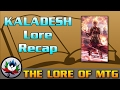 MTG – The Entire Kaladesh/Aether Revolt Story/Lore Summary for Magic: The Gathering: Part 1!
