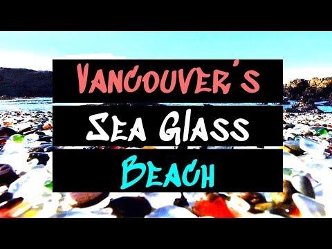 Sidney Sea Glass Beach & Pier    Vancouver Island
