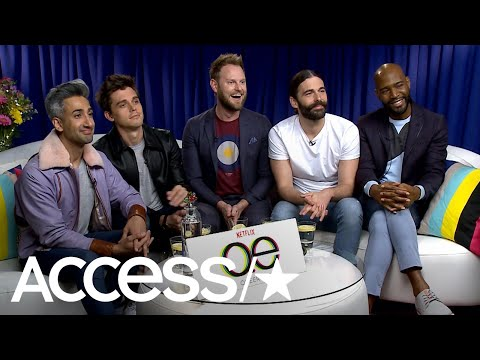 'Queer Eye' Guys On Their Favorite Fan Reactions, Season 2 & Who They've Kept In Touch With | Access