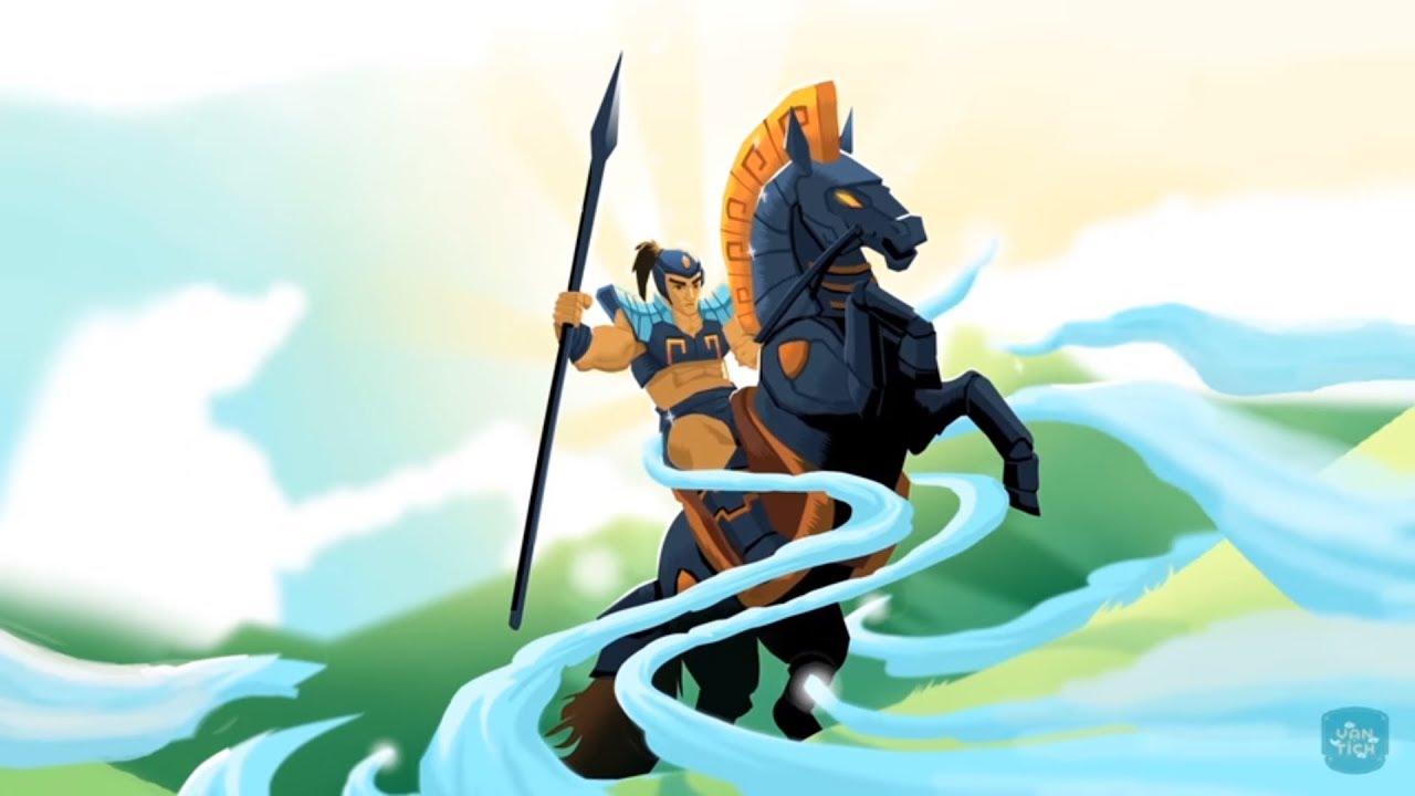 [Thần thoại sử Việt] – Truyền thuyết Thánh Gióng