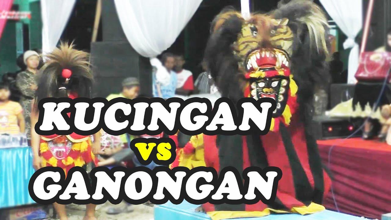 Joss KUCINGAN vs GANONGAN mas Ceples Pancen TOP