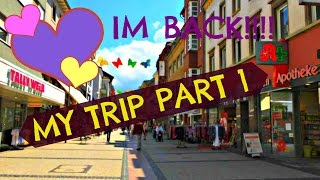 My Trip! Part 1 (Scenery + City) Thumbnail